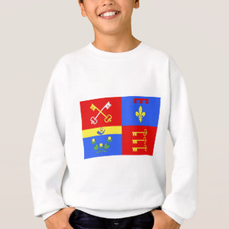 ボークリューズの旗 スウェットシャツ