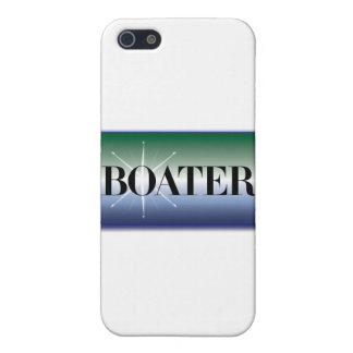 """""""ボーター""""の-航海のなデザイン iPhone 5 CASE"""