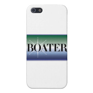 """""""ボーター""""の-航海のなデザイン iPhone SE/5/5sケース"""