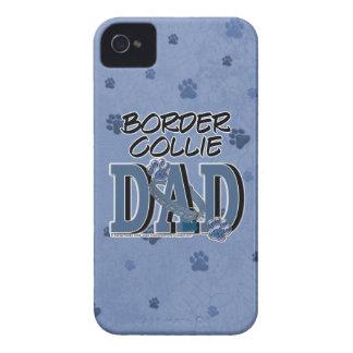 ボーダーコリーのパパ Case-Mate iPhone 4 ケース