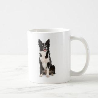 ボーダーコリーのマグ コーヒーマグカップ