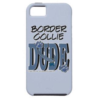 ボーダーコリーの男 iPhone SE/5/5s ケース