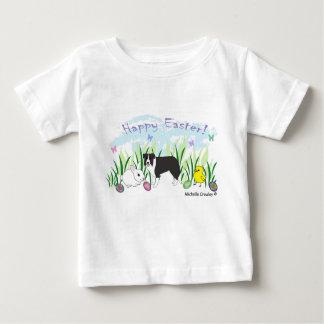 ボーダーコリー ベビーTシャツ