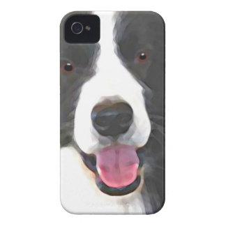 ボーダーコリー Case-Mate iPhone 4 ケース