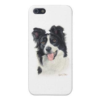 ボーダーコリー iPhone 5 CASE
