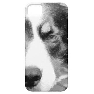 ボーダーコリー iPhone SE/5/5s ケース