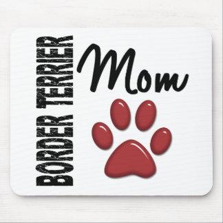 ボーダーテリアのお母さん2 マウスパッド