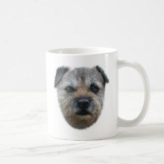 ボーダーテリア犬 コーヒーマグカップ