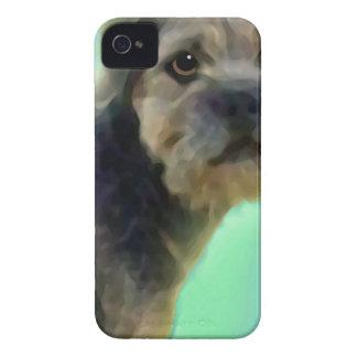 ボーダーテリア Case-Mate iPhone 4 ケース