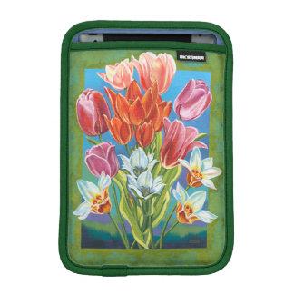 ボーダーIIIの花束 iPad MINIスリーブ