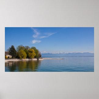 ボーデン湖 ポスター