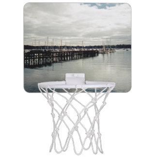 ボートの波止場 ミニバスケットボールネット