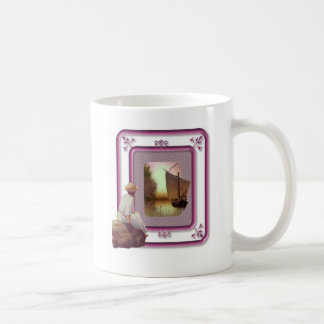 ボートの監視 コーヒーマグカップ
