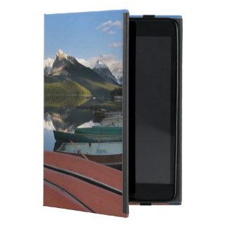 ボートはMaligne湖のでlakeshore駐車しました、 iPad Mini ケース