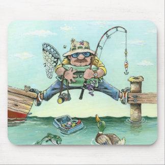 ボートを恋しく思うこと マウスパッド