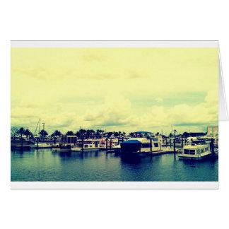 ボート港Sanford Floridaa カード