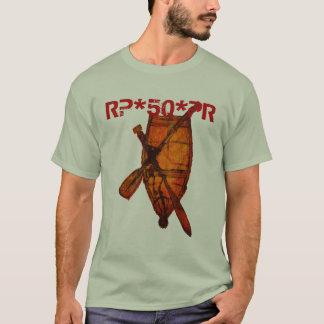 ボート、RP*50*PR Tシャツ