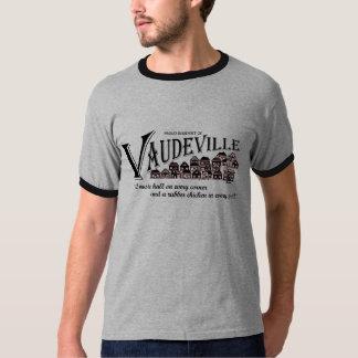 ボードビルの都市 Tシャツ