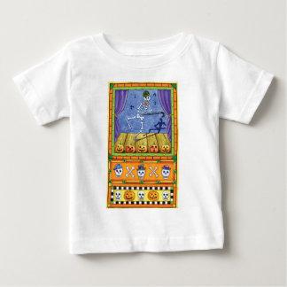 ボードビルの骨組 ベビーTシャツ