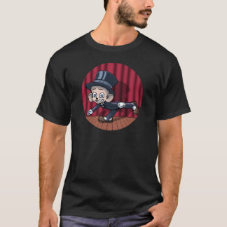 ボードビルHoofin Tシャツ