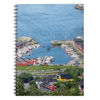 ボード、ノルウェー ノートブック