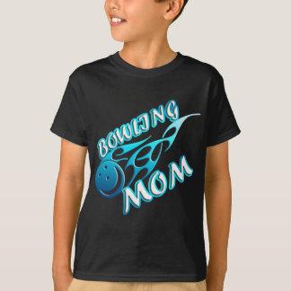 ボーリングのお母さん(炎) copy.png tシャツ
