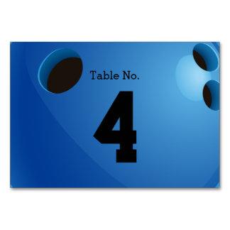 ボーリングのテーブルの第|スポーツのギフト カード