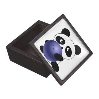 ボーリングのパンダ ギフトボックス