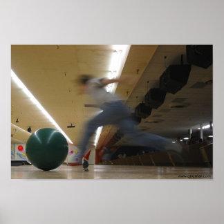 ボーリングの格言 ポスター