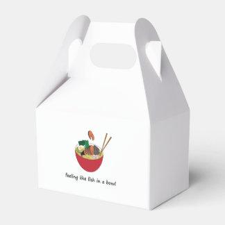 ボールのおもしろいな食糧好意箱の魚 フェイバーボックス