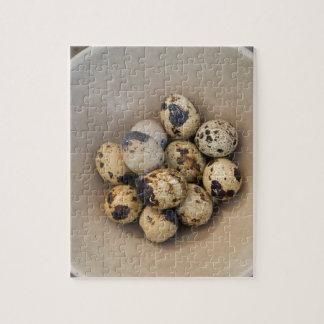 ボールのウズラの卵 ジグソーパズル