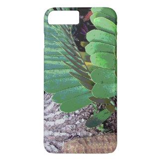 ボール紙のやし(ボール紙の植物) iPhone 8 PLUS/7 PLUSケース