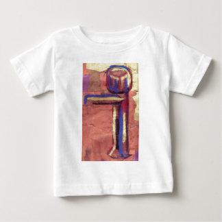 ボール紙のタップ ベビーTシャツ