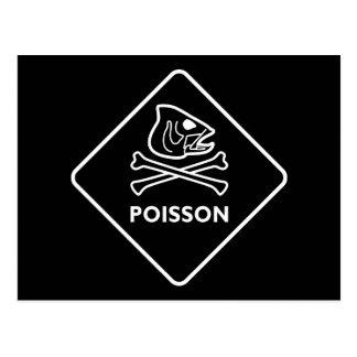 ポアソン ポストカード