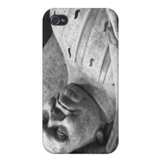 ポアティエのDucジーンde Berry Countの彫像 iPhone 4/4S Cover