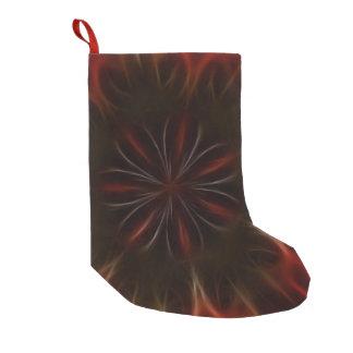 ポインセチア スモールクリスマスストッキング