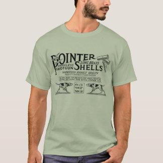 ポインターはTシャツを殻から取り出します Tシャツ