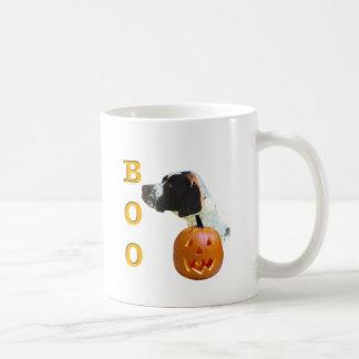 ポインター(塗られるレバー)のブーイング コーヒーマグカップ
