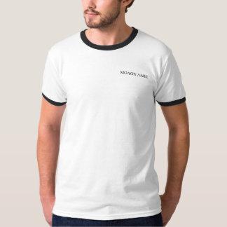 ポイントおよびかちりと言う音のMOLON LABE版 Tシャツ