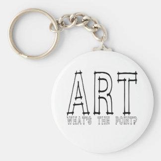ポイントはである何芸術…か。 キーホルダー