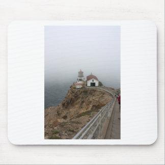 ポイントレイエス-灯台 マウスパッド