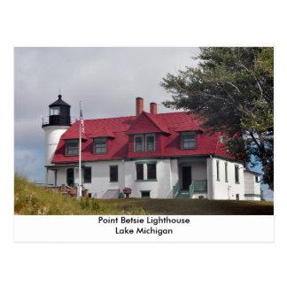 ポイントBetsieの灯台郵便はがき ポストカード