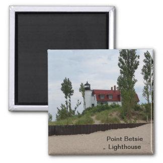 ポイントBetsieの灯台 マグネット