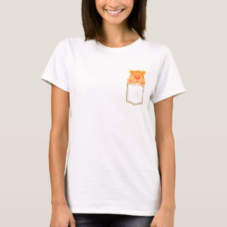 ポケットのトラ Tシャツ