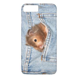 ポケットのハムスター iPhone 8 PLUS/7 PLUSケース