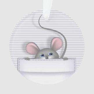 ポケットのマウス オーナメント