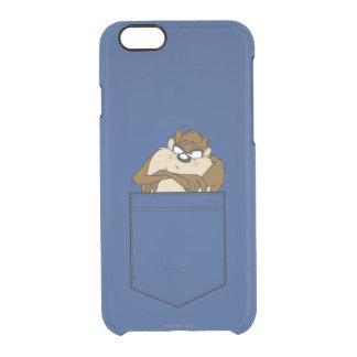 ポケットのTAZ™ クリアiPhone 6/6Sケース