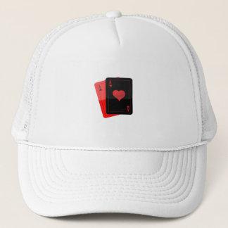 ポケットは帽子を楽勝で突破します キャップ