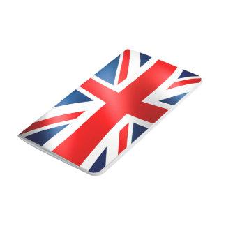ポケットジャーナルのためのイギリス旗 ポケットジャーナル