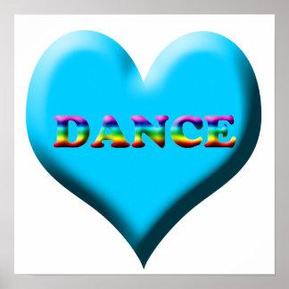 ポスターを踊る愛 ポスター